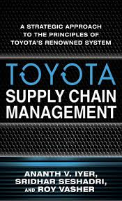 toyota company overview supply chain management of toyota case study by sabio bernard