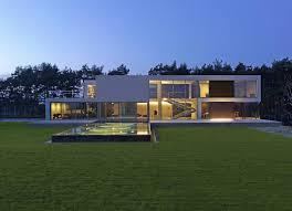 minimal modern house in poland modern design by moderndesign org