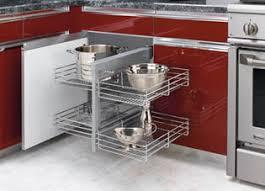 Revashelf Blind Corner Pullout Organizer For Kitchen Blind Base - Corner kitchen base cabinet