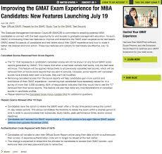 gmac announces a lifetime limit of 8 gmat exams general gmat
