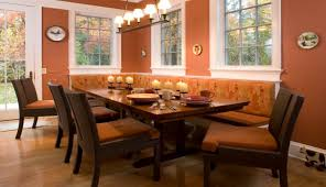 fresh dining room banquette ideas 22388
