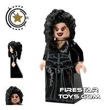 Bellatrix Lestrange Halloween Costume Lego Harry Potter Mini Figure Bellatrix Lestrange Long Hair