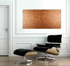 abstract copper texture painting by qiqigallery 48