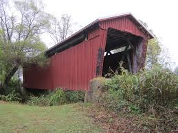 Smith Built Shed by Covered Bridges Of The Southern Region Of Ohio