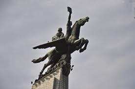 Statue de Chollima