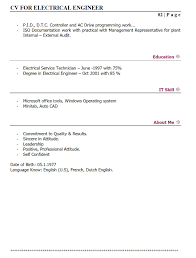 power plant electrical engineer resume sample engineer resume analog design engineer resume sample network how