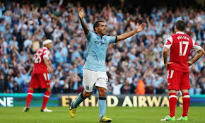 Manchester City Kalahkan QPR 3-1