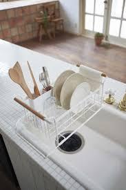 Plastic Dish Drying Rack Best 25 Kitchen Dish Drainers Ideas On Pinterest Diy Dish