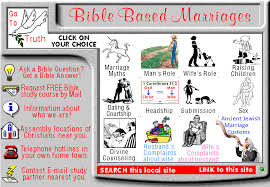 Marriage in the Bible Bible ca Click to View