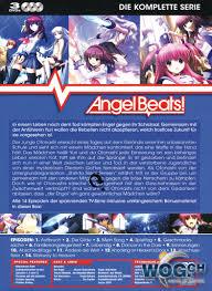 angel beats stairway to heaven angel beats die komplette serie 3 dvds anime dvd u2022 world of