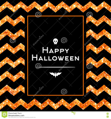 halloween flyer background free happy halloween greeting card with square frame stock vector
