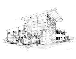 beautiful building design sketches with pencil sketch of beautiful building design sketches with pencil sketch of architectural concept for the entry area of an