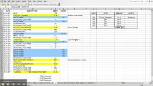 Project Cost Tracking Spreadsheet Tracking Spending Spreadsheet Laobingkaisuo Com