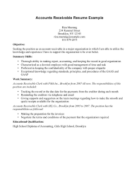 Cosmetologist Resume Objective Accounts Payable Objective For Resume Resume For Your Job