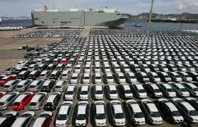 Vendas de veículos importados crescem 19,9% em março ...