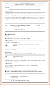 Sample Resume Format For Bcom Freshers by How To Make A Resume For Fresher Engineer Free Resume Example