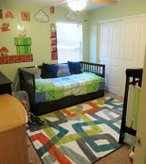 Super Mario Home Decor by Ideas For Kids Bedrooms For Two A Mom U0027s Take