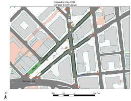 Washington Traffic Map by Traffic Alert Clarendon Day 2016 Newsroom