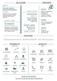 Examples Of Creative Resumes by 30 Examples Of Creative Graphic Design Resumes Infographics