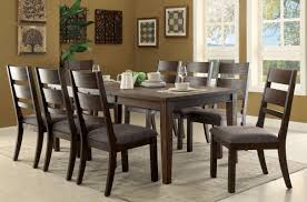 latitude run rozelle 9 piece dining set u0026 reviews wayfair