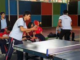 Table Tennis Tournament by Annual Table Tennis Tournament 2017
