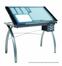 studio designs light pad support bars silver at guiry u0027s color source
