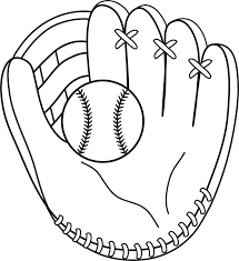 baseball color pages for children activity shelter coloring