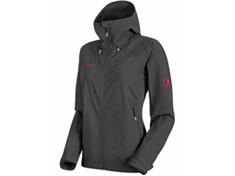 Mammut Kento Tour HS Hooded Softshell Jacket Graphite Small 1010-26010-0121-113