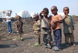 República Democrática del Congo, en cifras (e imágenes).