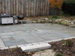Backyard Cement Patio Ideas by Smart Inexpensive Patio Ideas All Home Decorations
