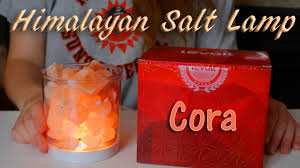 Himalayan Salt Light by Levoit Cora Himalayan Salt Lamp Review U0026 Discount Code Youtube