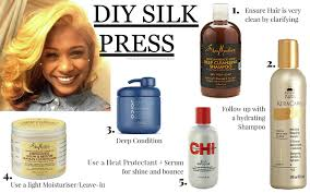 Shampoo For Black Colored Hair From Natural To Bone Straight How To Achieve The Perfect Diy Silk