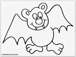 bat coloring page abdelmoaty