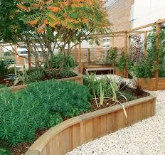 Wood Retaining Wall Ideas  Wall Retaining Wall Designs - Landscape wall design