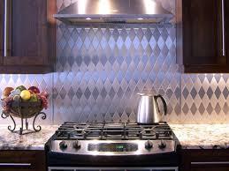 kitchen 20 stainless steel kitchen backsplashes hgtv 14009796