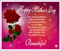Aldersgate Church Mother day messages poems - Aldersgate Church
