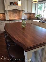grothouse walnut kitchen island countertop in maryland https www