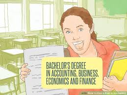 Ways to Earn a PHD in Accounting   wikiHow