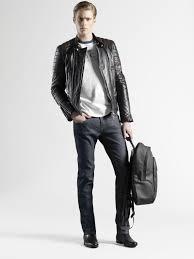 men s moto jacket men u0027s black leather biker jacket leather biker jackets black