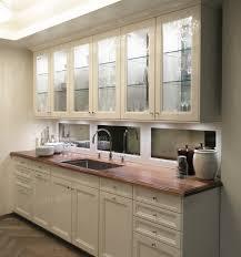 Upper Kitchen Cabinet Ideas Mirrored Kitchen Cabinets Ingenious Idea 4 Upper Kitchen Cabinet
