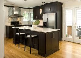 Dark Kitchen Cabinets With Backsplash 100 Elegant Kitchen Cabinets 25 Elegant Kitchens With
