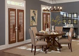 custom real wood shutters budget blinds