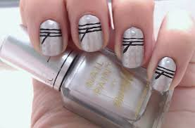 simple nail line designs image collections nail art designs