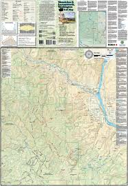 Lat Long Map Wenatchee Leavenworth Washington Trail Map Adventure Maps