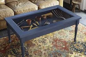 Display Coffee Table Coffee Table Amazing Coffee Table With Glass Display Case Wooden