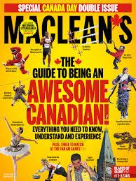 lexus canada second hand lexus gets maclean u0027s cover treatment marketing magazine