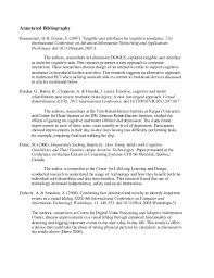 sample annotated bibliography mla format Pinterest