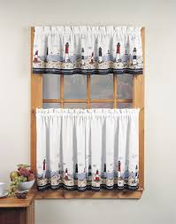 Tuscan Kitchen Curtains Valances by Kitchen Aubergine Ttuscany Grape Tier And Valance Set With
