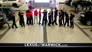 lexus wayzata service hours lexus of warwick youtube