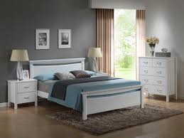 White Bedroom Furniture Grey Walls Appealing Traditional Bedroom Suite Design Ideas Displaying